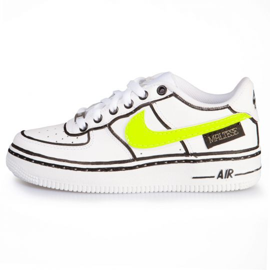 Air force LOW NEON PROFILE xx