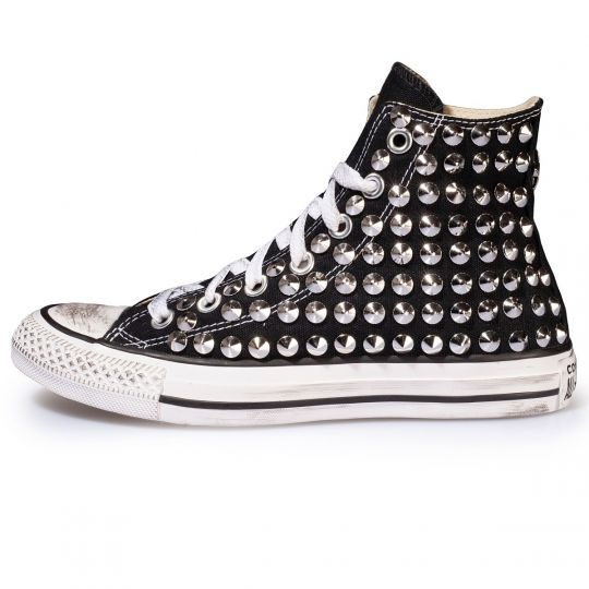all star BLACK CONE ONE STAR