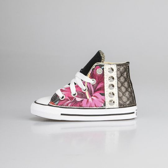All Star Hi Black Stripe Paradiso Kid