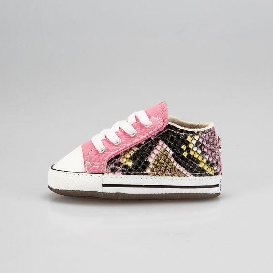 All Star Hi Pink Jungle Culla