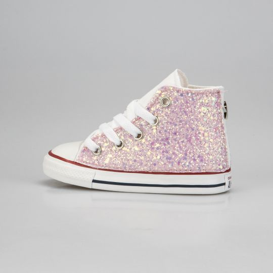 All Star Hi Rose Runaways Pinky Kid