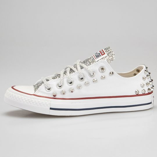 All Star Low White Runaways Back