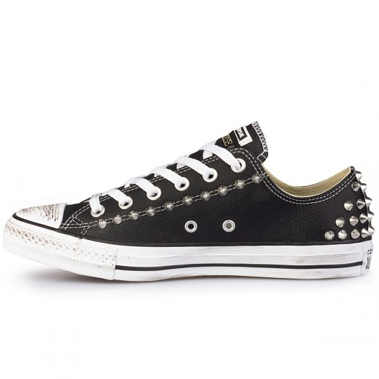 all star back to black low pelle