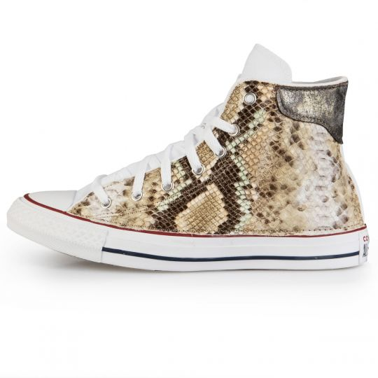 All Star White De-la Greige pytho
