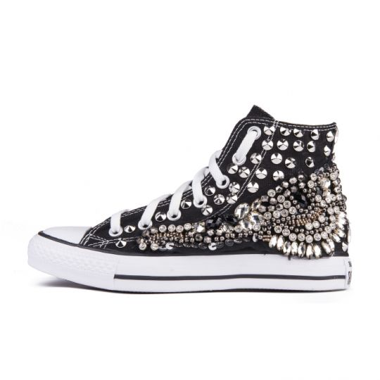 all star WOLLSTONECRAFT BLACK
