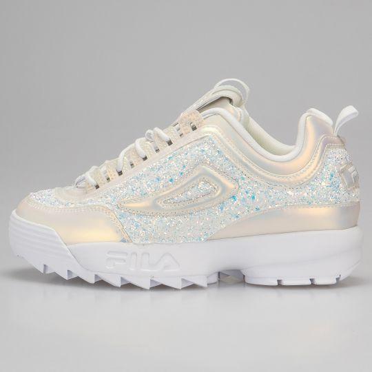 Fila Disruptor II Pearl Glitter