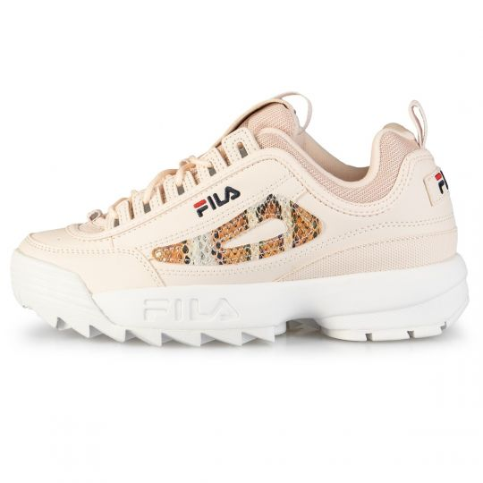 FILA DISRUPTOR II PINK Jungle