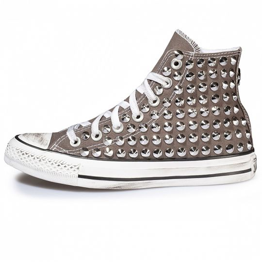 all star GREY CHARCOAL ONE STAR