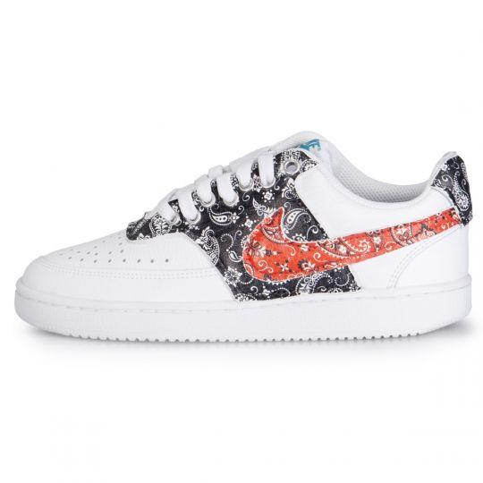 Nike Court White Thug life xx