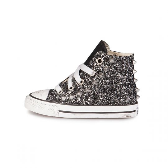 All star hi RUNAWAYS BLACK Kid