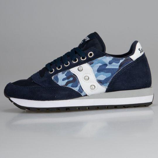 Saucony Jazz Blue Navy Camo xx