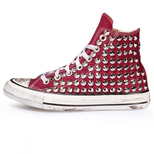 all star MAROON CONE ONE STAR