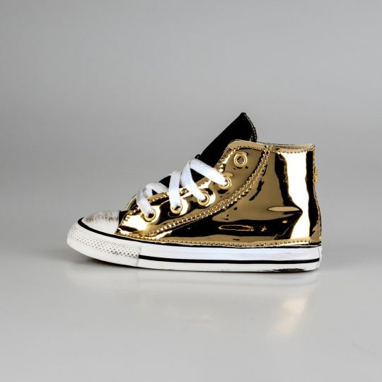 all star hi VINYL GOLD KID
