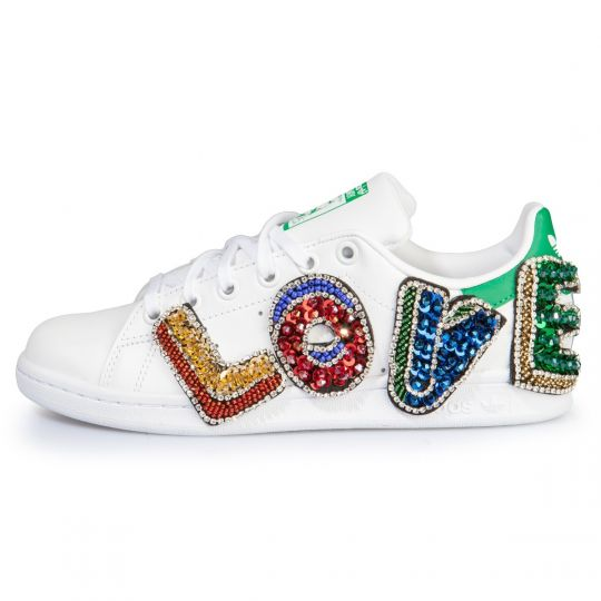 adidas STAN SMITH FRIDAY I'M IN LOVE