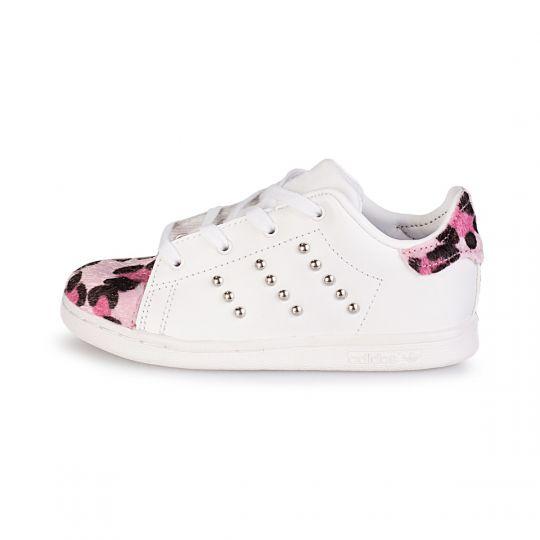 Adidas STAN SMITH TIP LEO ROSE Kid xx
