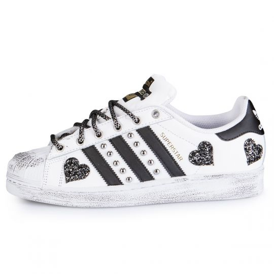 adidas superstar Black Heart Procession