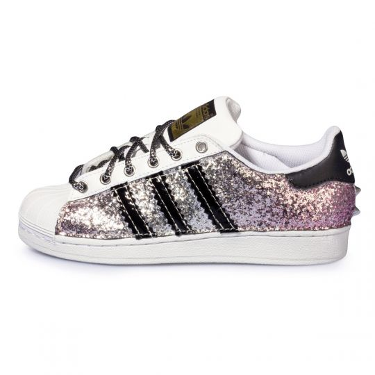 SUPERSTAR ROSE GLITTER DEGRADE'