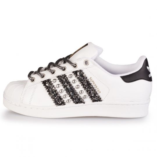 adidas superstar wu-tang black laces