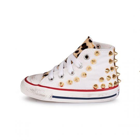 ALL STAR WHITE LEO KID xx