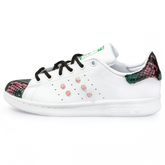 STAN SMITH GREEN PYTHO