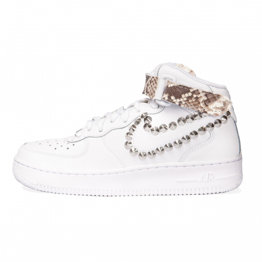 AIR FORCE PYTHO WHITE STUDS HI