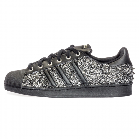 SUPERSTAR DMC TOTAL BLACK