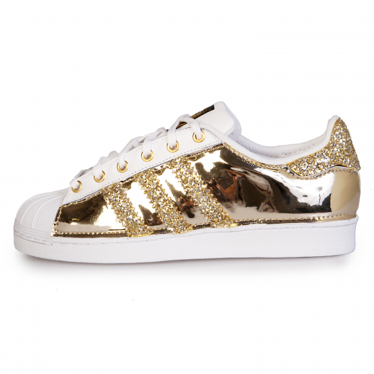 SUPERSTAR DMC RUNAWAYS VINYL GOLD