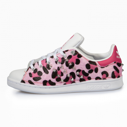 adidas STAN SMITH LEO SAVAGE ROSE