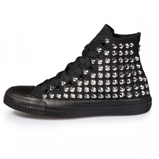 Monochrome Black Cone Hi