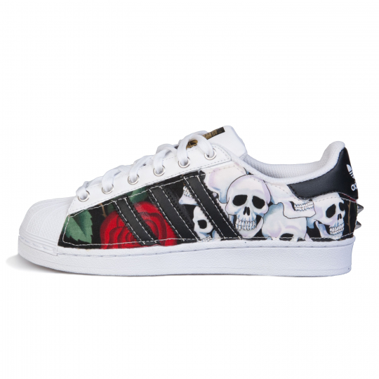 SUPERSTAR DMC SKULL