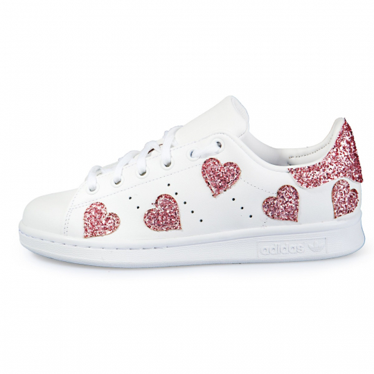 Stan Smith Pink Of Glass