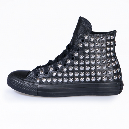 all star CONE MONO BLACK PELLE