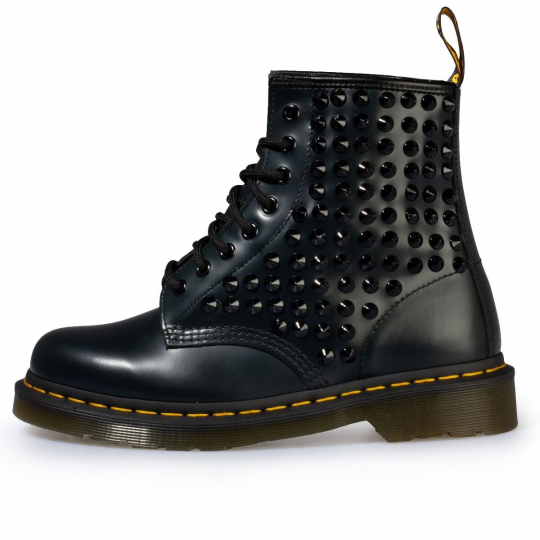 DR. MARTENS BLACK MODFATHER