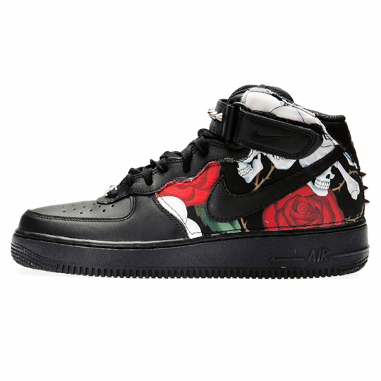 AIR FORCE SKULL BK
