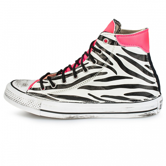 all star de-la fuxia neon leo