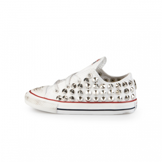 ALL STAR LOW white CONE 20-26