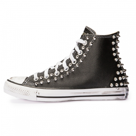 all star BLACK PELLE
