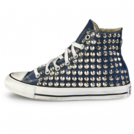 all star BLUE NAVY CONE ONE STAR