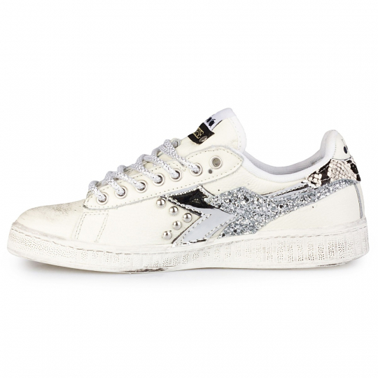 diadora game triple pytho glitter