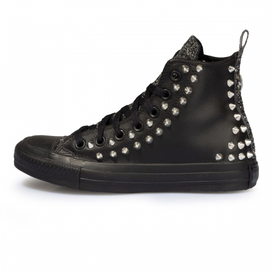 all star mono runaways back black pelle