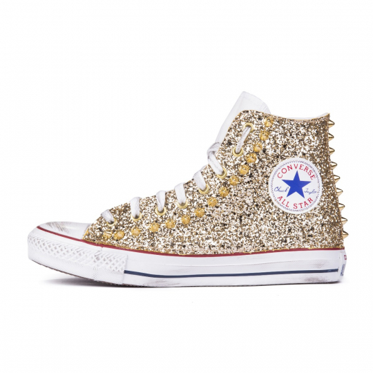RUNWAYS GOLD HI