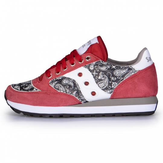 Saucony Jazz Red Thug life