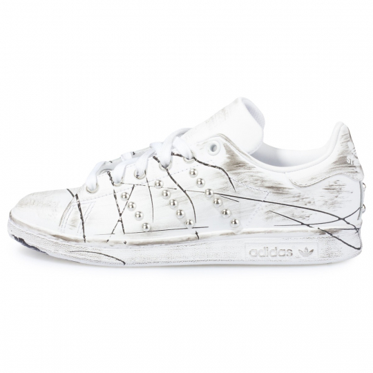 adidas STAN SMITH ENEMY TOTAL WHITE