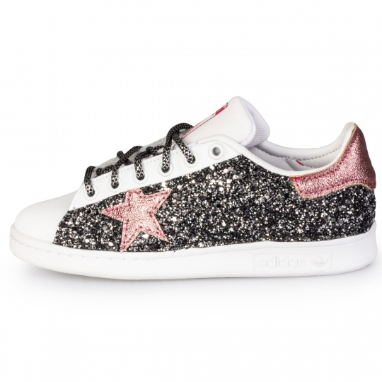 adidas stan smith IMLS dark rose