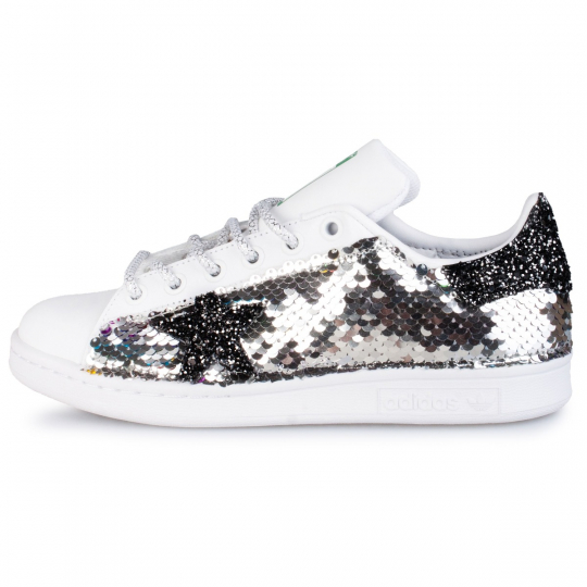adidas stan smith imls paillettes glitter