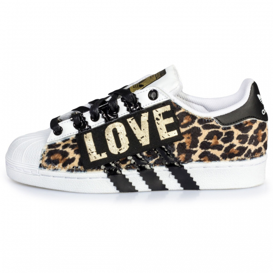 SUPERSTAR LEO LOVE STRIPES