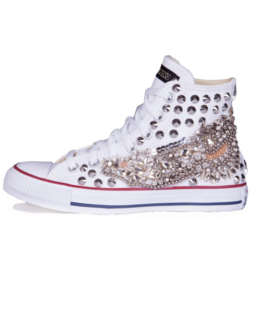 all star WHITE WOLLSTONECRAFT PELLE